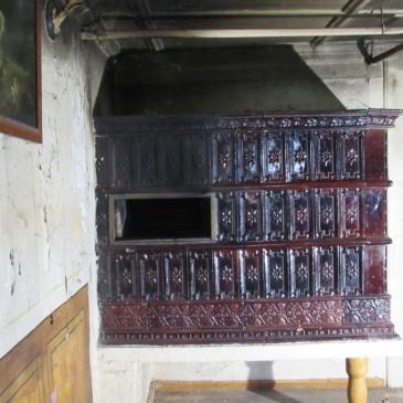 Restaurierung von  Historischen Kachelöfen