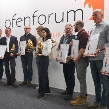 Ofenbau Kanetzki bekommt Design-Preis